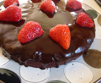 Tea Time Treats does Random Recipes: 10 ways to prolong the Summer and a delectable Flourless Chocolate Hazelnut Cake