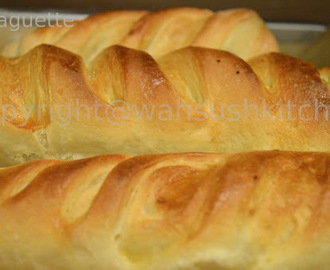 French Bread(Baguette)
