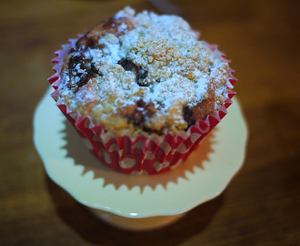 Mincemeat and Pear Muffins: Let's Make Christmas II