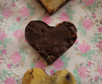 Random Recipes: Chocolate Florentines