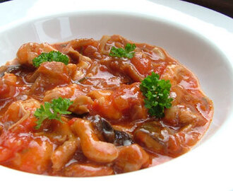 Steal This Meal:  Pressure Cooker Cacciatore