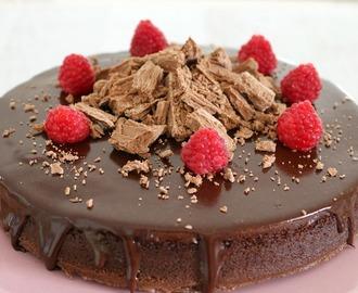 Raspberry Mud Cake Recipes Mytaste