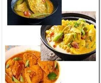 Easy Fish Curry