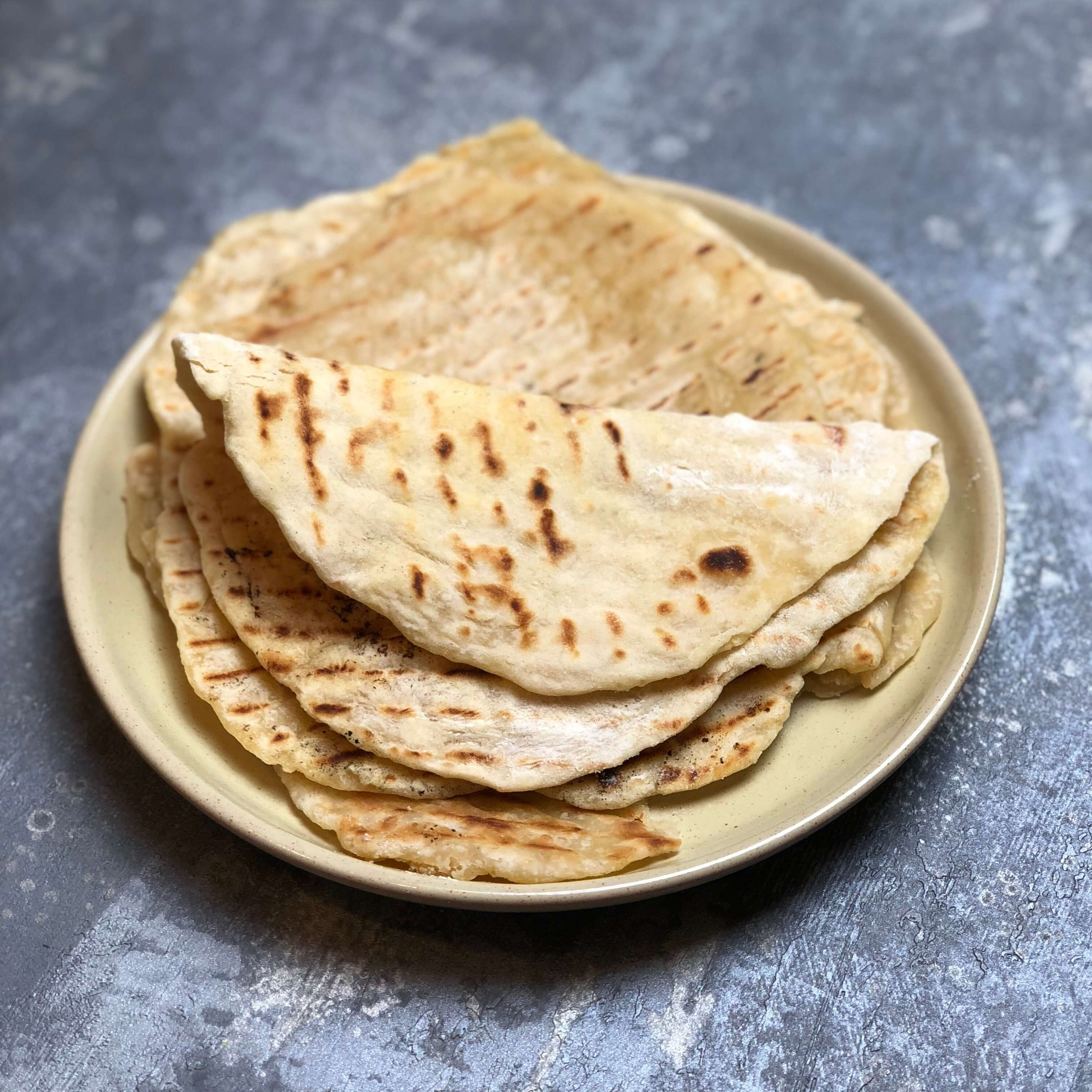 Nate's Wrapable Yeastless Flatbreads Recipe
