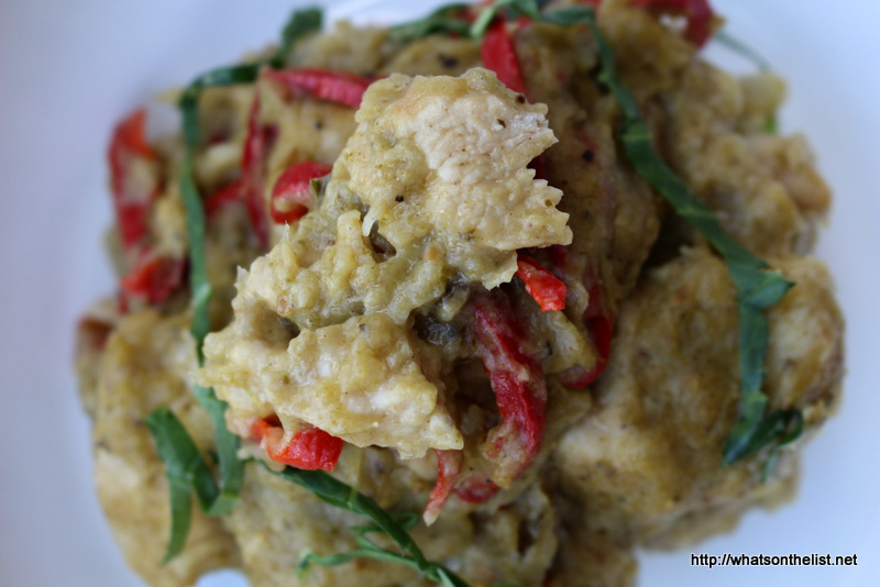Unexpected Guests? What To Do? Thai Green Chicken Curry!