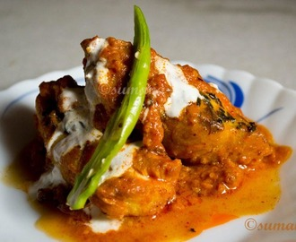 Machli Chaman (A Fish Curry)