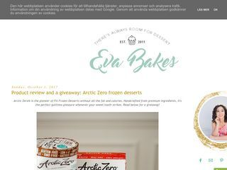 Eva Bakes - There's always room for dessert!