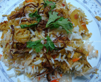 My 100th Blog Post & The Best Chicken Biryani Ever !!!