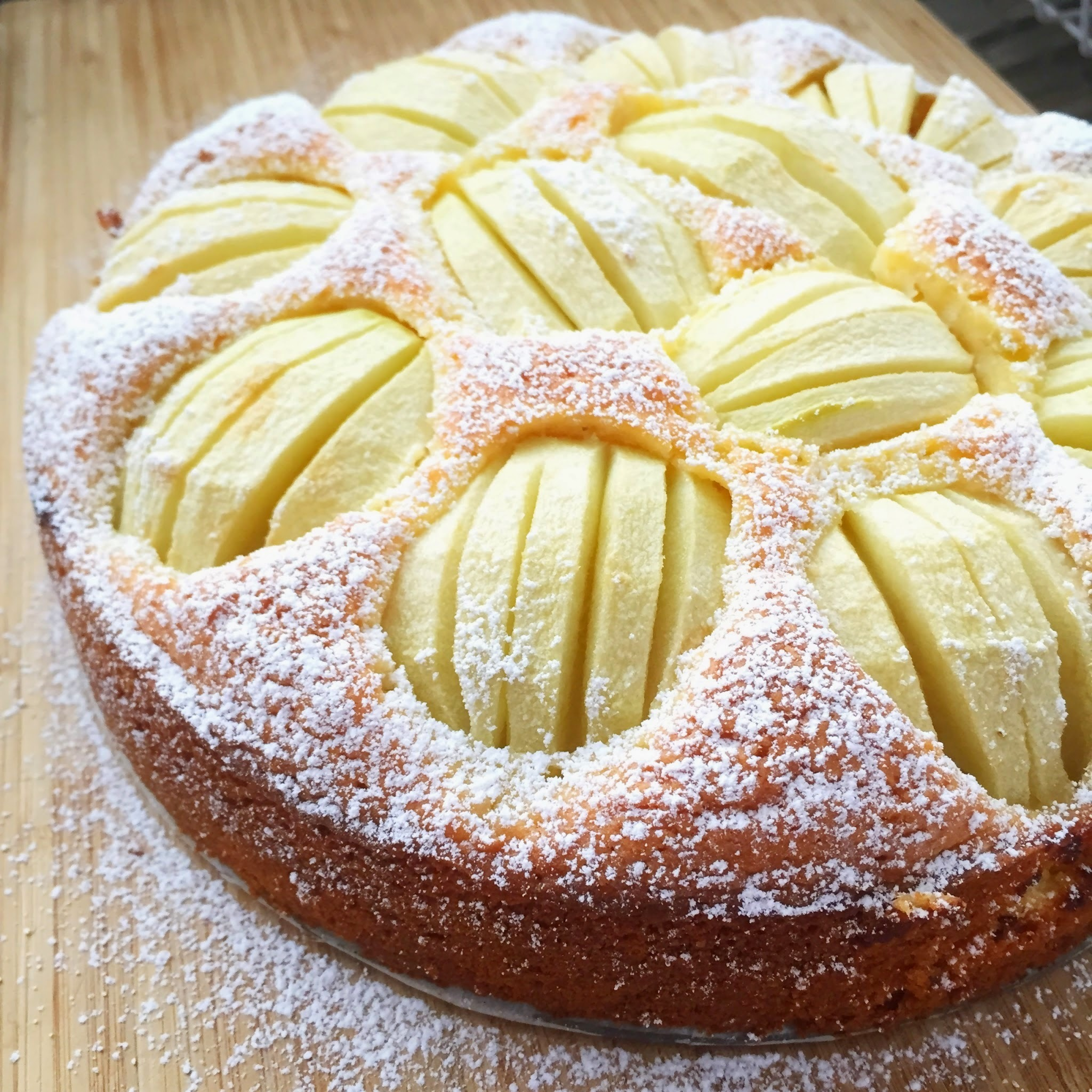 Apple Cake Recipe (Non Thermomix)