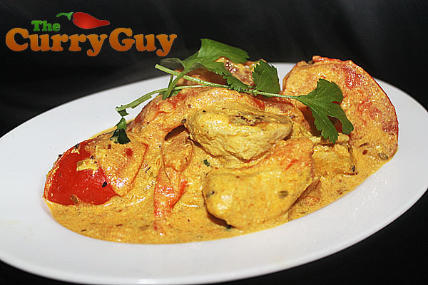Boti Murgh Malai – A Creamy Chicken Curry From Bangladesh