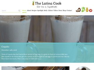 The Latina Cook