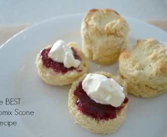 Four Ingredient Scones