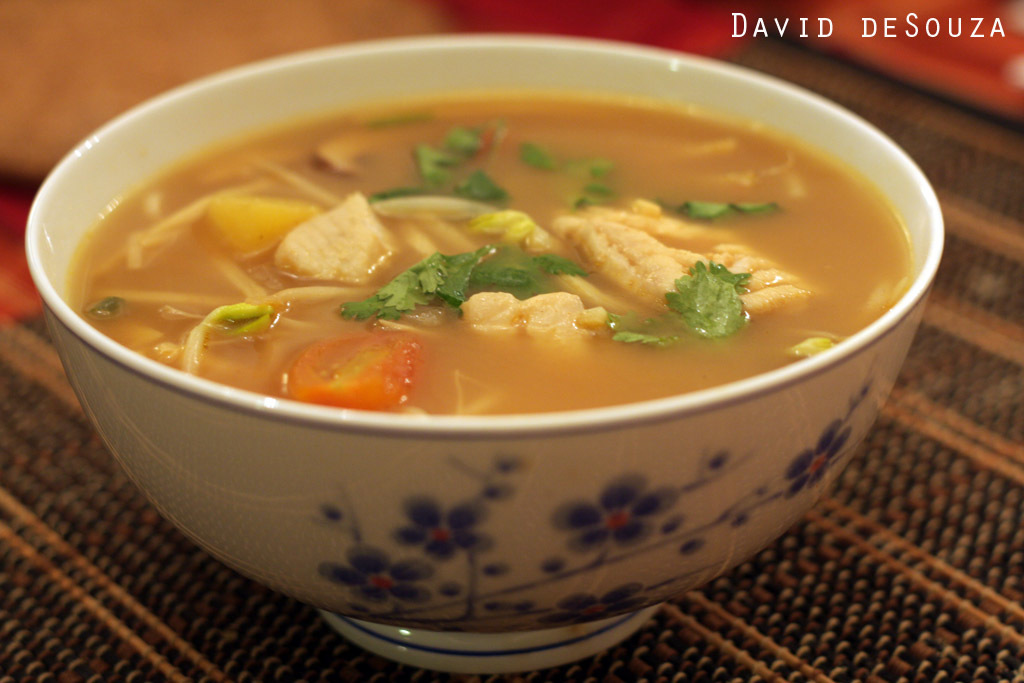 Canh Chua Ca | Vietnamese Sour Fish Soup
