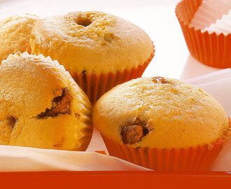 Toffee-Muffins