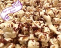 Triple Chocolate Coated Popcorn