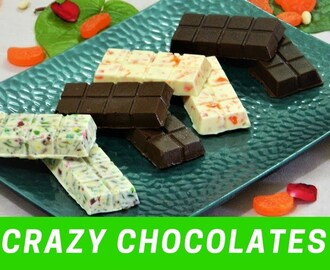 दिवाली स्पेशल चॉकलेट्स | Innovative & Crazy Chocolates For Diwali Celebration | Perfect Gift
