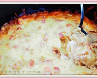 Potato Bake Slow Cooker Style