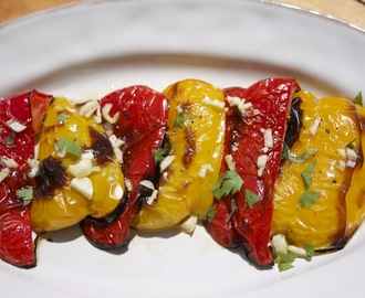 Roasted Pepper  #French Fridays with Dorie