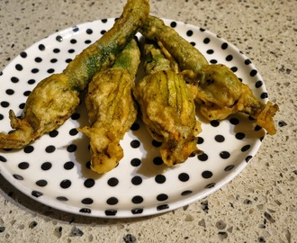 Recipe | Ricotta Stuffed Zucchini Flowers