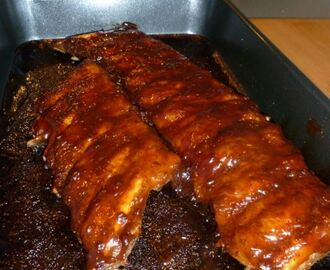 Memphis Style Spare Ribs