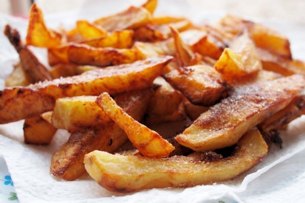 Weekly Meal Plan: National Chip Week – Chips, Frites, Pommes Frites and French Fries Recipes!