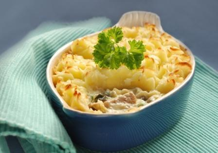 RECIPE: Fish Free Ocean Pie