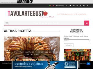 www.tavolartegusto.it