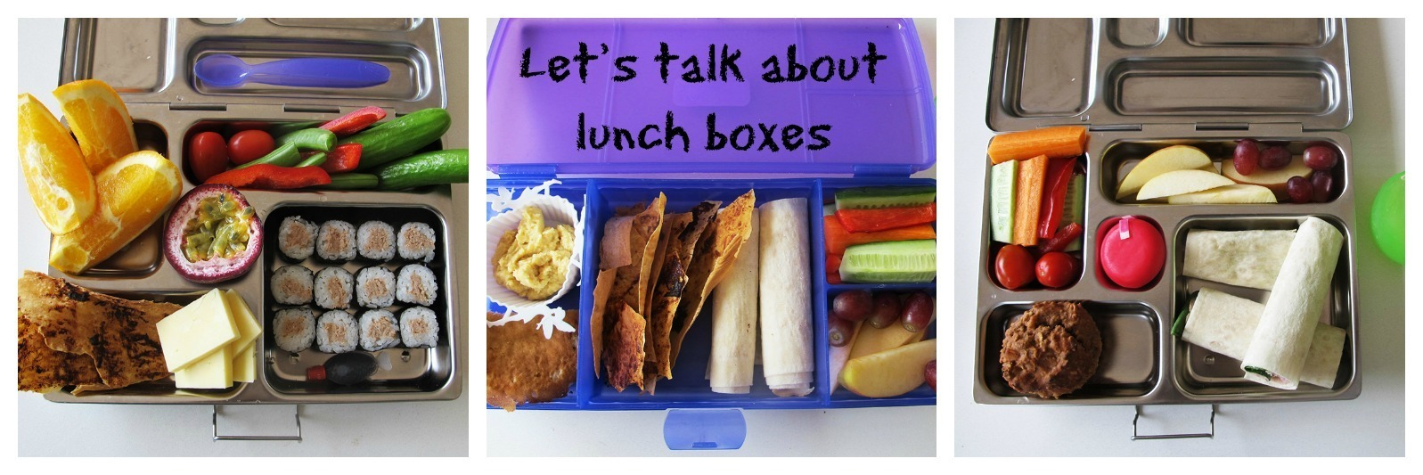 Lunch boxes – over 100 ideas to fill the lunchbox all on a free printable just for you!