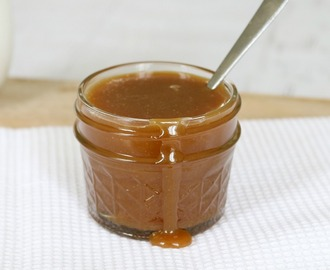 Thermomix Salted Caramel Sauce
