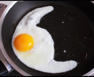 How to Fry an Egg Correctly Πως τηγανίζουμε σωστά ένα αυγό