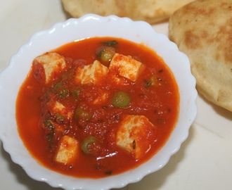 Tamatar Paneer Curry Recipe - Tomato Paneer Curry Recipe