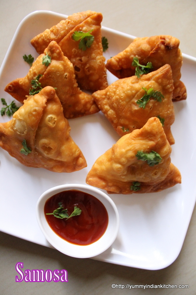 Samosa Recipe Punjabi, How To Make Samosa | Aloo Samosa Recipe