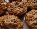 Appel-wortel muffins