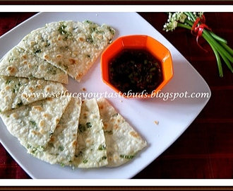 Jui Cai Bing | Chinese Scallion Pancakes