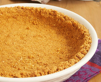 How to Make a Cookie Crumb Crust - Bake or Break