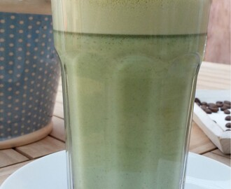 Matcha Latte Rezepte… low carb, vegan