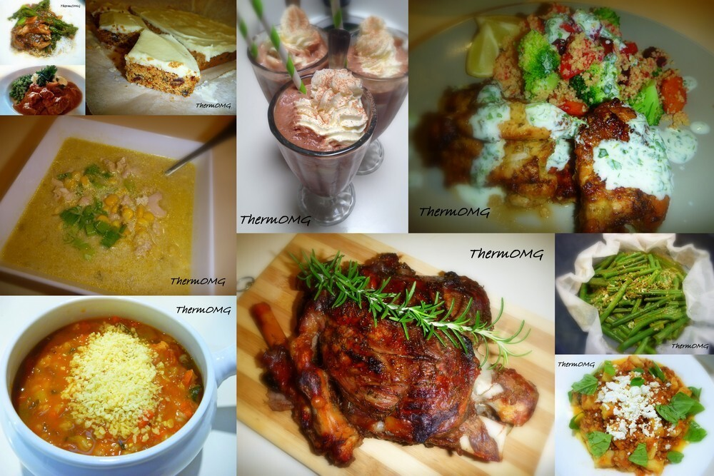 Thermomix Diary - May 2015