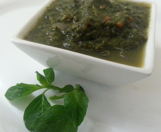 Mulai Keerai Masiyal | Amaranth Green Curry