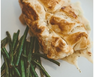 Chicken, Leek & Pancetta Pie