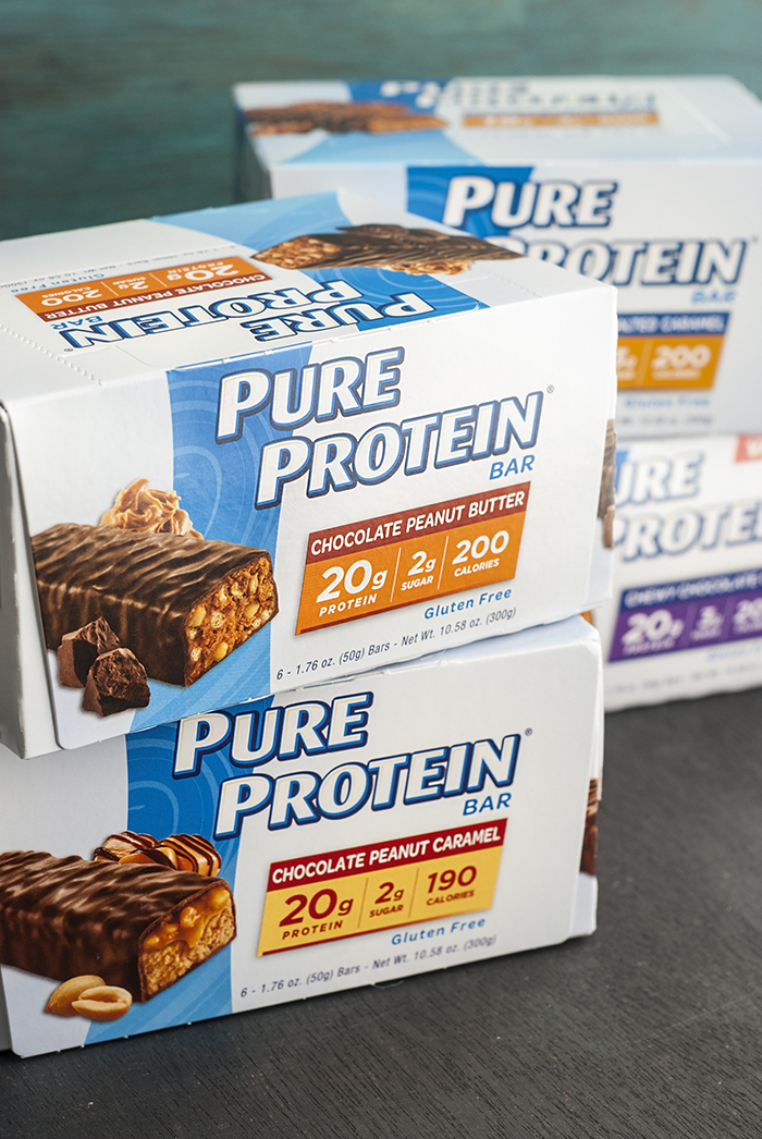 Pure Protein – High Protein Options