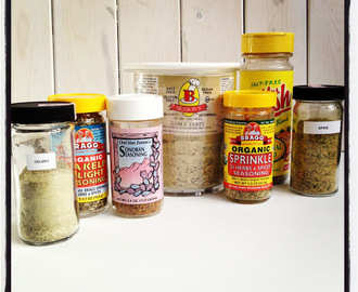 Reader Advice Day: Your Favorite Salt Substitutes