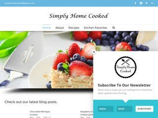 simplyhomecooked.com