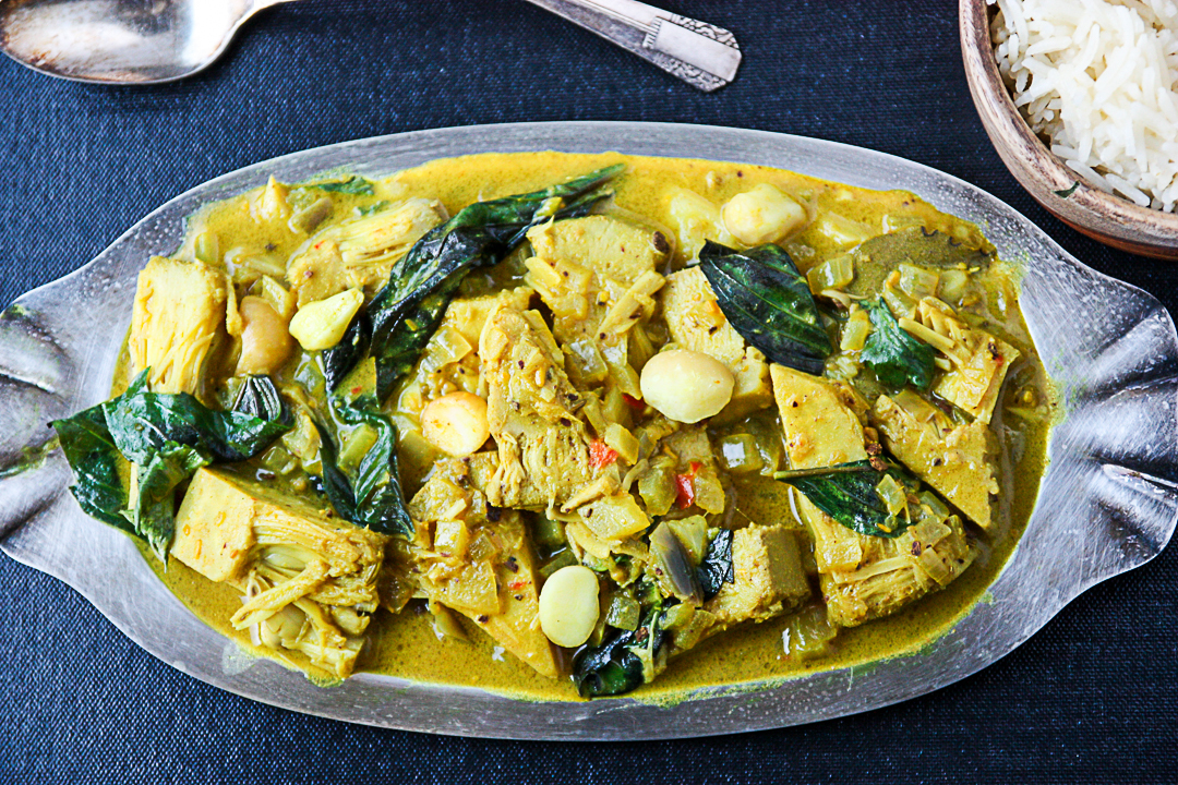 Jackfruit Curry – Vegetarian Curry Recipe