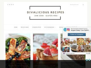 Divalicious Recipes