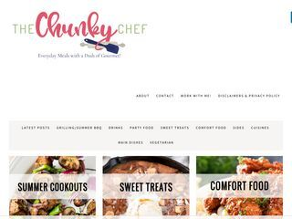 www.thechunkychef.com