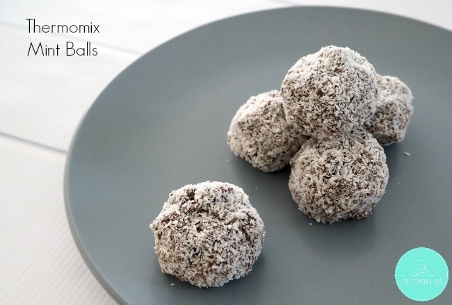 Thermomix Mint Balls