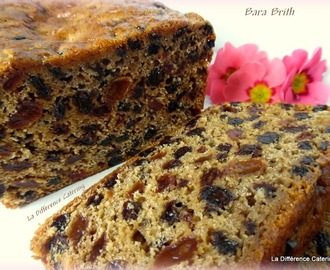 Bara Brith aka  Welsh Tea Bread Low Low fat