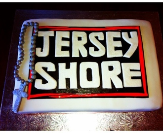 Jersey Shore Cake