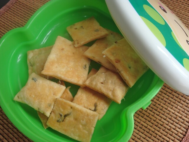 Savoury Crackers/Thins – Salty, Masala crisps/biscuits (eggless)