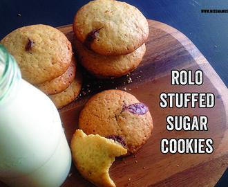 Rolo Cookies : RECIPE